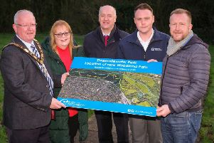 Ald Smyth welcomed the plans with DEA representatives.