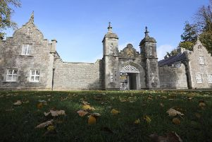 Antrim Castle Gardens and Clothworthy House was the most popular attraction in the borough.