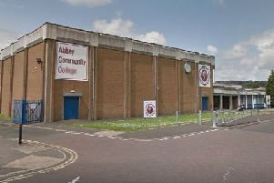 Abbey Community College. Pic by Google.
