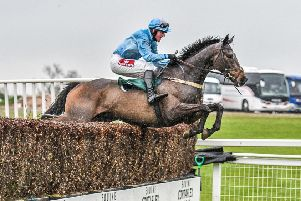 Malapie in winning form at Towcester last week (Picture: David Yanez)
