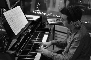 Pianist Rob Barron joins Anita Wardell at the White Horse next week
