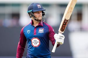 Ben Duckett has left Northants and signed for Nottinghamshire