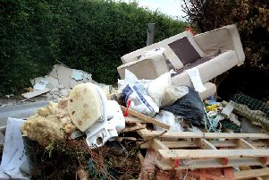 Here's how to avoid falling victim of a fly tipping scam