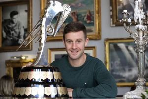 World Superbike champion Jonathan Rea is a huge favourite to win the Irish Motorcyclist of the Year award in January.