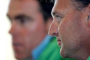 Adrian Birrell has been appointed Hampshire first-team manager. Picture: PA