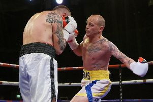 Portsmouth's David Birmingham knows it's all on the line in title shot