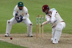 Rob Newton is staying at Northants (picture: Getty Images)