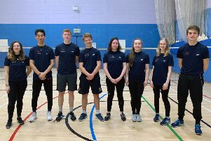 The Bexhill College badminton academy which beat Chichester College