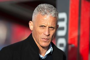 Keith Curle. Picture: Kirsty Edmonds