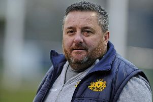 Moneyfield manager Dave Carter. Picture Ian Hargreaves