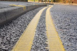 The council believes yellow lines will make the roads around Billington Street less dangerous