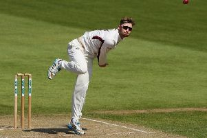 Rob Keogh is looking forward to the new season at Northants