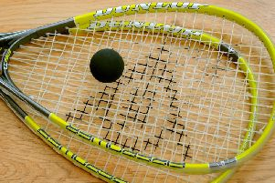 It's been a busy time for Bognor's squash players