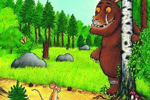 The Gruffalo is set to get it's own 50p