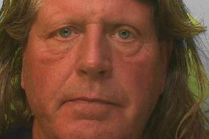 John Henry Bond is wanted in connection with serious stalking and harassment