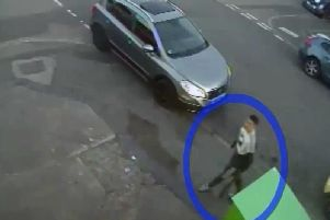 The evidence gathered by a taxi driver was vital to prosecuting Daniel Quinn (circled in blue).