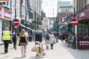 Small businesses could be eligible for a major reduction to their rates bill as part of a government scheme to stimulate the high street.