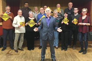 Martin Sawyer has been named as the Liberal Democrats choice for the Northampton North seat in 2022.