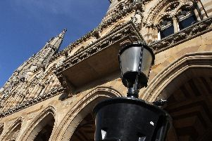 The suspension was handed down at The Guildhall this afternoon