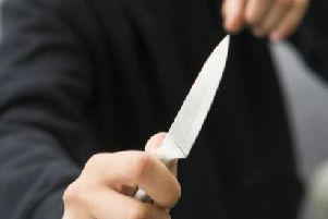Have you been a victim of or affected by knife crime in Northampton?