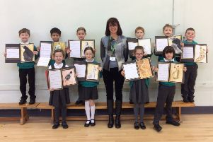 Pupils at Kingslea Primary School are among those who have submitted entries to the poetry competition