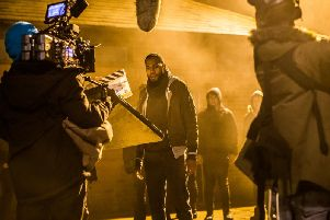 In 2017 Screen Northants filmed a modern day adaption of MacBeth (pictured) in Northamptonshire and scouted the county's housing estates, parks and stately homes for locations.The 90-minute movie starred actors aged 14-25.