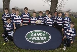 Havant under-11s starred in a Land Rover Premiership Rugby Cup event hosted by Harlequins in Staines