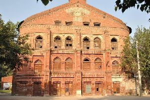 The Bradlaugh Hall (Picture courtesy of 'Save Bradlaugh Hall, Lahore' via Facebook)