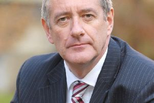 Commissioner Tony McArdle has reported back to central government about Northamptonshire County Council.