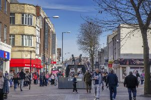 What could a 25million fund do for Northampton town centre?