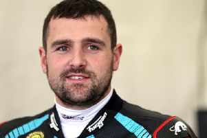 Michael Dunlop will make his debut in the Pikes Peak Hill Climb in June.