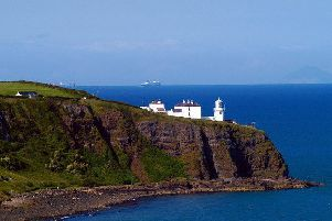 Blackhead Lighthouse, Co Antrim