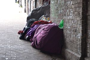 The landlords of Oasis House in Northampton say that temporary accommodation offered to homeless people must come with a lasting package of support.