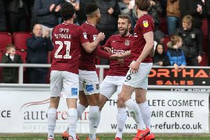 Can the Cobblers get back to winning ways?