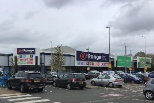 The Range is set to open in Northampton this Friday.