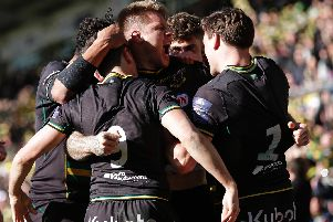 Saints are now in a strong position in the race for a play-off place