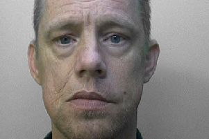 Lance Stride has been jailed for sexually assaulting and raping young girls, photo provided by Sussex Police SUS-190421-140546001