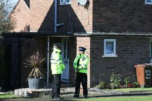 Police investigating the incident last year