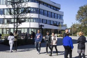 Councillors were scrutinising the impact of the University's move to its new town centre campus