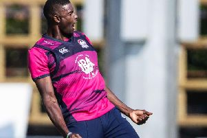 Jason Holder would love to return to Northants
