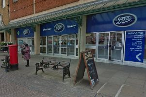 Cameron Lane pilfered more than 8,000 from the till at a Northampton Boots Pharmacy.