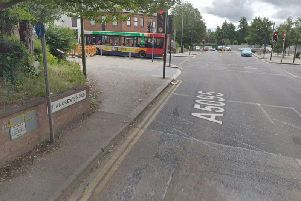 The first alleged incident happened in St Andrews Road on Sunday, March 31. Picture credit: Google Maps.