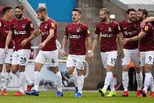 Who was top dog for the Cobblers in 2018/19?