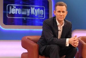The Jeremy Kyle Show has been suspended. Picture: ITV