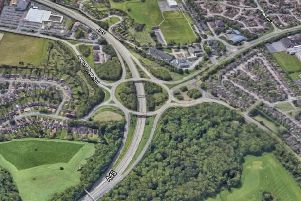 Several interchanges on the A45 will be improved after the county council approved the scheme