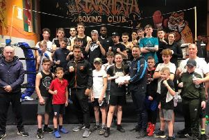 Kings Heath Boxing Club has been able to up its volunteers after a grant by NCF.