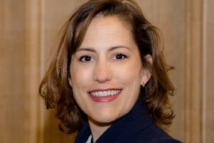 Victoria Atkins MP.