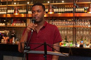 Organiser and Northampton-born poet Tre Ventour will also be performing at the Garibaldi.