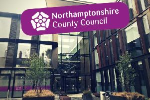 Northamptonshire County Council will be abolished in 2021 to make way for two new unitary authorities