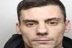 Drug addict Jamie Blyde will face arrest if he is seen entering any Co-op in Northampton.